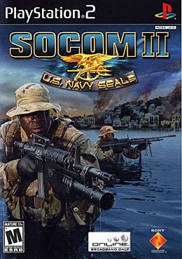 I know that I disgrace you with my enjoyment of confrontation.  I'm sorry, Socom 2.