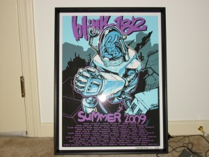 Blink 182 Limited Edition Poster