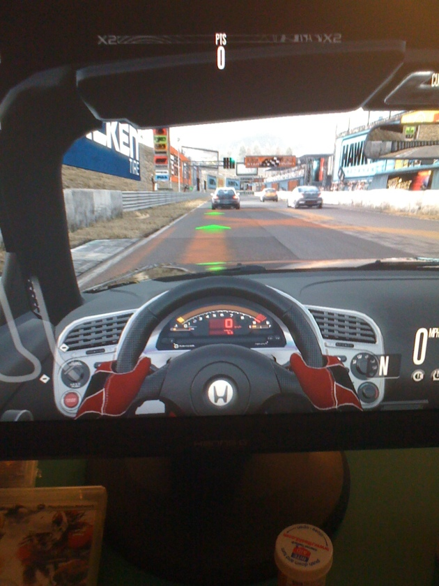 And here is the cockpit view in game.  It's not only a ton of fun to use but it's 100% playable.