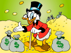 Scrooge-mcduck small